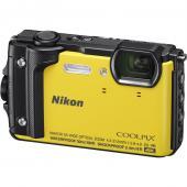 Фотоапарат Nikon COOLPIX W300 Yellow + Водонепромокаема раница Nikon