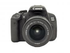 Фотоапарат Canon EOS 700D тяло + Обектив Canon EF-s 18-55mm f/3.5-5.6 IS