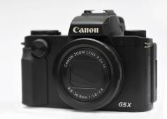 Фотоапарат Canon G5 X