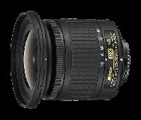Обектив Nikon AF-P DX Nikkor 10-20mm f/4.5-5.6G VR