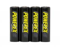 Акумулаторни Батерии Powerex Precharged AA 2600mAh (4бр)