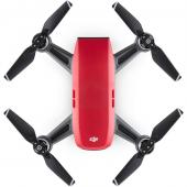 Дрон (квадрокоптер) DJI Spark Fly More Combo Red Lava