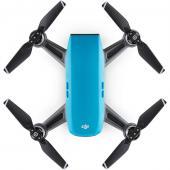 Дрон (квадрокоптер) DJI Spark Fly More Combo Sky Blue