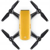 Дрон (квадрокоптер) DJI Spark Fly More Combo Sunrise Yellow