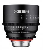 Кино обектив XEEN 135mm T2.2 за PL-mount