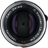 Обектив Zeiss C Sonnar T* 50mm f/1.5 ZM за Leica M (черен)