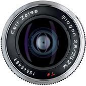 Обектив Zeiss Biogon T* 25mm f/2.8 ZM за Leica M (черен)