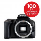 Фотоапарат Canon EOS 200D Black тяло + Фоточанта Canon Shoulder Bag SB100