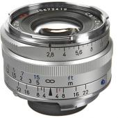 Обектив Zeiss C Biogon T* 35mm f/2.8 ZM за Leica M (сребрист)