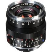 Обектив Zeiss Biogon T* 35mm f/2 ZM за Leica M (черен)