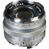 Обектив Zeiss C Sonnar T* 50mm f/1.5 ZM за Leica M (сребрист)