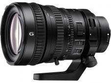 Обектив Sony FE PZ 28-135mm f/4 G OSS (SELP28135G)