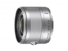 Обектив Nikon 1 Nikkor 6.7-13mm f3.5-5.6 VR Silver