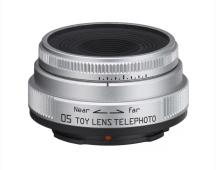 Обектив Pentax 18mm f/8 (05 Toy Lens Telephoto)