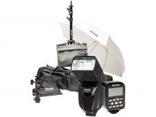 Комплект Phottix Scott Kelby Mitros+ Odin Kit за Canon