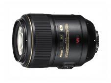 Обектив Nikon AF-S MICRO Nikkor 105mm f/2.8G ED VR
