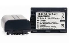 Батерия Hahnel Li-Ion HL-XH50 (заместител на Sony NP-FH50)