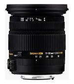 Обектив Sigma 17-50mm F/2.8 EX DC OS HSM за Nikon