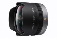 Обектив Panasonic Lumix G FISHEYE 8mm f/3.5