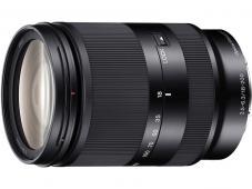 Обектив Sony 18-200mm f/3.5-6.3 OSS (SEL18200LE)