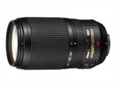 Обектив Nikon AF-S Nikkor 70-300mm f/4.5-5.6G VR
