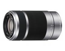 Обектив Sony E 55-210mm f/4.5-6.3 OSS (SEL55210) (Silver)