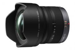 Обектив Panasonic Lumix G VARIO 7-14mm f/4.0 ASPH