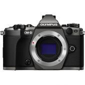 Фотоапарат Olympus OM-D E-M5 Mark II Titanium Limited Edition тяло