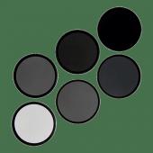 Комплект филтри PolarPro Cinema 6-Pack за DJI Zenmuse X7 / X5S / X5
