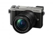 Фотоапарат Panasonic Lumix GX9 Silver+  Обектив Panasonic Lumix G VARIO 12-60mm f/3.5-5.6 ASPH. POWER O.I.S.
