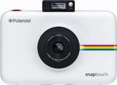 Моментен фотоапарат Polaroid Snap Touch бял