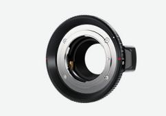 Сменяем байонет за обективи с Nikon F маунт - Blackmagic URSA Mini Nikon F Mount