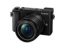 Фотоапарат Panasonic Lumix GX9 Black +  Обектив Panasonic Lumix G VARIO 12-60mm f/3.5-5.6 ASPH. POWER O.I.S.