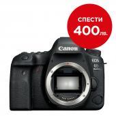 Фотоапарат Canon EOS 6D Mark II тяло + Батерия Li-Ion Canon LP-E6N