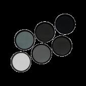 Комплект PolarPro Professional Filter 6-Pack за Inspire 1/Osmo/Osmo Plus
