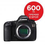 Фотоапарат Canon EOS 5DS тяло + Canon Connect Station CS100 + Фотораница Canon Sling Bag SL100