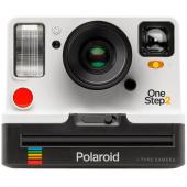 Моментален фотоапарат Polaroid OneStep 2 VF White