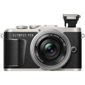 Фотоапарат Olympus E-PL9 Black тяло + Обектив Olympus ZD Micro 14-42mm f/3.5-5.6 EZ ED MSC + Чанта Lowepro Urban Tote