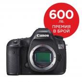 Фотоапарат Canon EOS 5DS R тяло + Canon Connect Station CS100 + Фотораница Canon Sling Bag SL100