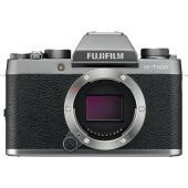 Фотоапарат Fujifilm X-T100 Body Dark Silver