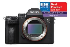 Фотоапарат Sony Alpha A7 III тяло  + Зарядно устройство Sony BC-QZ1