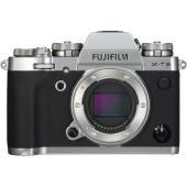 Фотоапарат Fujifilm X-T3 Silver тяло