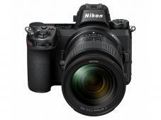 Фотоапарат Nikon Z7 тяло + Обектив Nikkor Z 24-70mm f/4 S + 64GB XQD карта памет