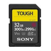 Памет SDHC Sony TOUGH 32GB SF-G UHS-II (U3) (R300/W299MB/s)