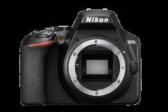 Фотоапарат Nikon D3500 Black тяло + Обектив Nikon AF-S Nikkor 50mm f/1.8G