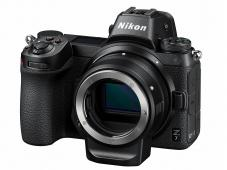 Фотоапарат Nikon Z7 тяло + преходник Nikon FTZ + 64GB XQD карта памет