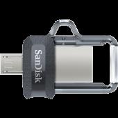 Флаш памет SanDisk Ultra Dual Drive 32GB m3.0