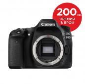 Фотоапарат Canon EOS 80D тяло