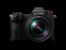 Фотоапарат Panasonic Lumix S1 Black Body + Обектив Panasonic SR 24-105 f/4