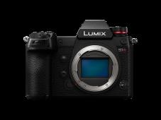 Фотоапарат Panasonic Lumix S1 R Black Body + Обектив Panasonic Lumix S PRO 50mm F1.4 + Софтуер Panasonic Lumix S1 Filmmaker V-Log Upgrade (DMW-SFU2GU)